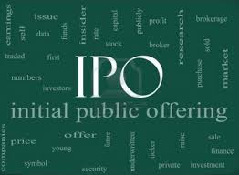 What id an ipo